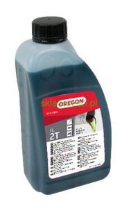 Olej do silników 2-suwowych 1L OREGON - zielony - 2823179172
