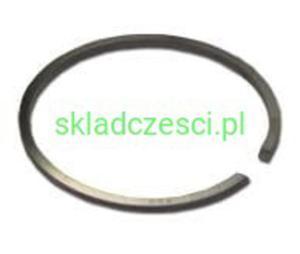 Pierścień tłoka 45 x 1,2 mm - pilarki chińskie 52cc - 2823179471