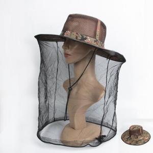 Moskitiera siatka na owady, kapelusz na g - 2858812575
