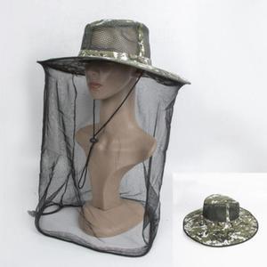 Moskitiera siatka na owady, kapelusz na g - 2858812576