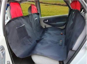 Kardiff Kardimata Active samochodowa na tylne fotele - mata z zamkiem mała 123x154cm - 2863186163