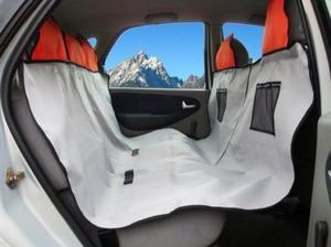 Kardiff Kardimata Active samochodowa na tylne fotele - mata z zamkiem średnia 133x157cm - 2863186164