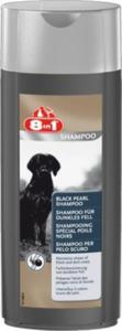 8in1 Black Pearl Shampoo - Szampon dla psów o ciemnym umaszczeniu 250ml - 2846201603