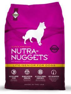 Nutra Nuggets Lite/Senior Dog 15kg - 2848444196
