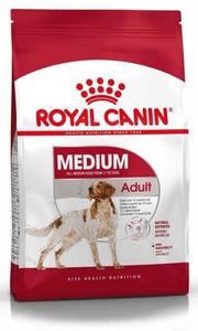 Royal Canin Medium Adult 25 4kg - 2856038265