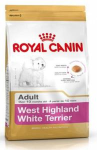 Royal Canin West Highland White Terrier 21 Adult 0,5kg - 2845409257