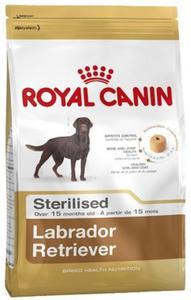 Royal Canin Labrador Retriever 30 Sterilised Adult 12kg - 2847482692