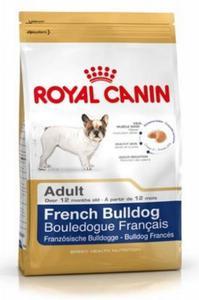 Royal Canin French Bulldog 26 Adult 3kg - 2855369332