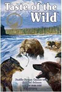 Taste of the Wild Pacific Stream Canine z mięsem z łososia 2kg - 2845410009