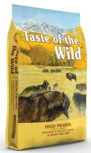 Taste of the Wild High Prairie Canine z mięsem z bizona 2kg - 2845410015