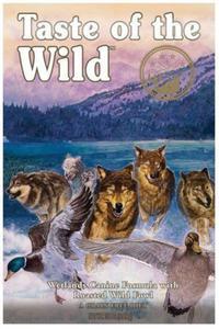 Taste of the Wild Wetlands Canine z mięsem z dzikiego ptactwa 2kg - 2853318327