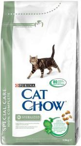 Purina Cat Chow Special Care Sterilized 400g - 2857016956