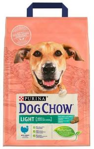 Purina Dog Chow Light Turkey 2,5kg - 2845410200
