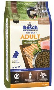 Bosch Mini Adult Geflugel & Hirse - Drób i proso 1kg - 2858383356