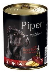 Piper Pies Wątroba wołowa i ziemniaki puszka 800g - 2845412861