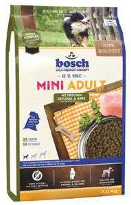 Bosch Mini Adult Geflugel & Hirse - Drób i proso 3kg - 2846439096