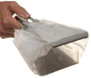 Ferplast Nippy - Zbieracz do psich odchodów + 24 torebki [72220023] - 2857017070