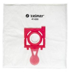 Worki do odkurzaczy Zelmer 49.4200 (49.4220) - komplet 4 sztuk + filtr // Wysyłka w 24h - Gwarancja dostępności - 2826418378