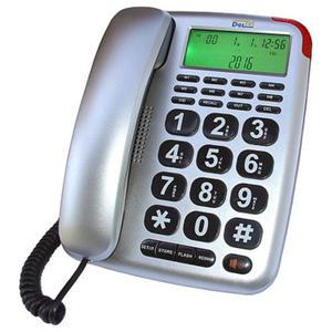 Telefon Dartel LJ-290 srebrny // Wysyłka w 24h - Gwarancja dostępności / 19 lat najwyższej jakości / Doradztwo przed zakupem - 2826419524