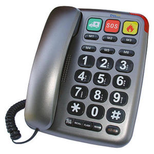Telefon Dartel LJ-300 grafitowy // Wysyłka w 24h - Gwarancja dostępności / 19 lat najwyższej jakości / Doradztwo przed zakupem - 2835632050