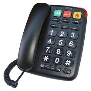 Telefon Dartel LJ-300 czarny// Wysyłka w 24h - Gwarancja dostępności / 19 lat najwyższej jakości / Doradztwo przed zakupem - 2835632051