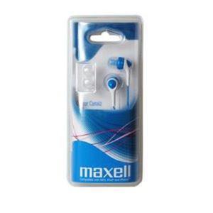 Słuchawki Maxell 303442 niebieskie // Wysyłka w 24h - Gwarancja dostępności / 20 lat najwyższej jakości - 2826419553