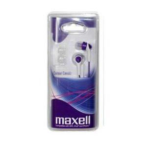 Słuchawki Maxell 303439 fioletowe // Wysyłka w 24h - Gwarancja dostępności / 20 lat najwyższej jakości - 2826419554