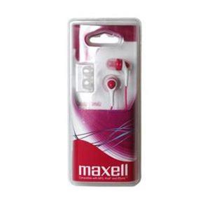 Słuchawki Maxell 303440 różowe // Wysyłka w 24h - Gwarancja dostępności / 20 lat najwyższej jakości - 2826419556