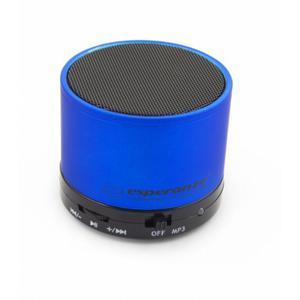 Głośnik Esperanza EP115B bluetooth niebieski // Wysyłka w 24h - Gwarancja dostępności / 20 lat najwyższej jakości - 2835632054