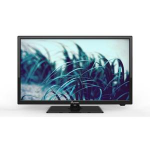 """Telewizor Skymaster SM24001 LED24"""" czarny + dodatkowy Pilot TV Skymaster ERCU-031 za 1 zł //..."""