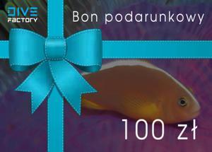 Bon podarunkowy 100 zł - 2850302388