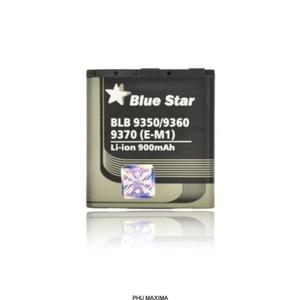 Bateria BlackBerry 9350/9360/9370 (E-M1) 900 mAh Li-Ion Blue Star - 2843309389