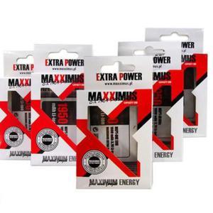 BATERIA MAXXIMUS NOKIA 820 LUMIA 1650 mAh Li-ion - 2843309170