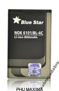 BATERIA NOKIA 6101/6100/6300 800m/Ah Li-Ion(BS) - 2843309211
