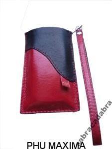 Pokrowiec La Femme czarno-czerwony model III fala - 2843309296