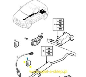 4329 Circuit De Refroidissement Kangoo 14 8 Soupapes Moteur E7j further Wheel Cylinder besides Uszczelka pier C5 9Bcieniowa besides 99 Honda Accord Lx Engine Diagram further F28. on opel corsa 1998