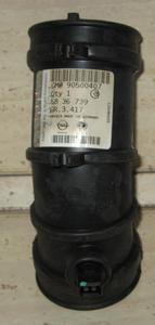 Wąż filtra powietrza do miernika przepływu powietrza - 2863443590