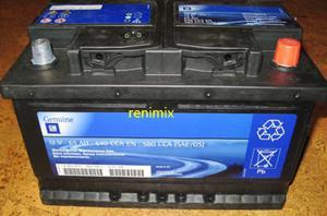 Akumulator 12V. 65A. - 2863444840