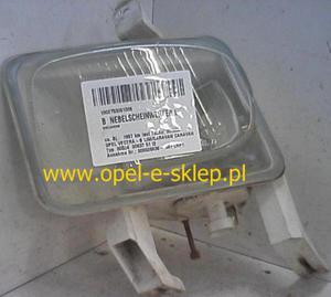 Halogen przeciwmgielny prawy - 2827261132