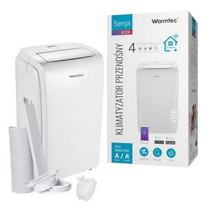 Klimatyzator przenośny Warmtec Senja KP32W z Wi-Fi do 35m2 - 2900026360