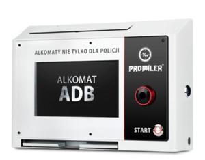 Stacjonarny Alkomat PROMILER ADB - 9-calowy LCD - 2849473903