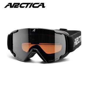 Gogle narciarskie ARCTICA G-1004 BEZRAMKOWE dla dzieci, juniorskie - 2857900181