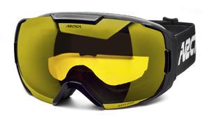 Gogle narciarskie ARCTICA G-103B BEZRAMKOWE + ANTIFOG + REVO - 2858286161