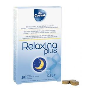 Cosval Naturalny preparat ułatwiający zasypianie  - 2843326240