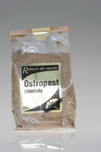 Ostropest Plamisty - Silibium marianum 125g, - mielony - 2824922403