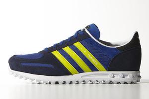 Sklep: buty adidas la trainer s76060 chsogrboblueftwwht