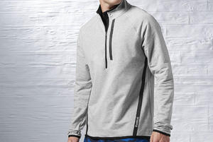 BLUZA EL CT 1/4 ZIP AB0192 - 2822989440