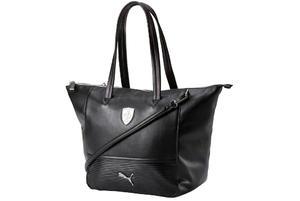 Torba Ferrari LS Handbag black 07348801 - 2822989717