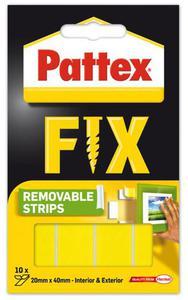 Pattex FIX Usuwalne Paski Monta - 2858788628