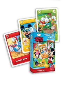 Karty Piotrus Mickey&Friends - 2858788437
